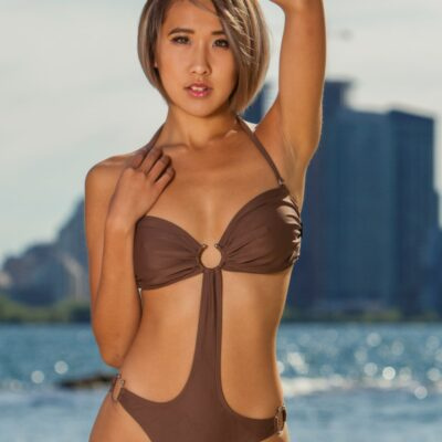 Ellusive bandeau One Piece