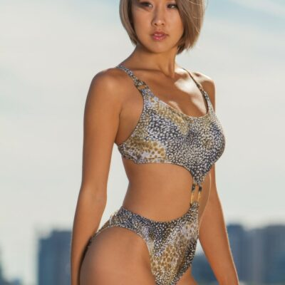 Cut-Out One Piece/ monokini