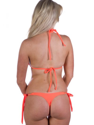 Retro tie sides thong pant 20% OFF