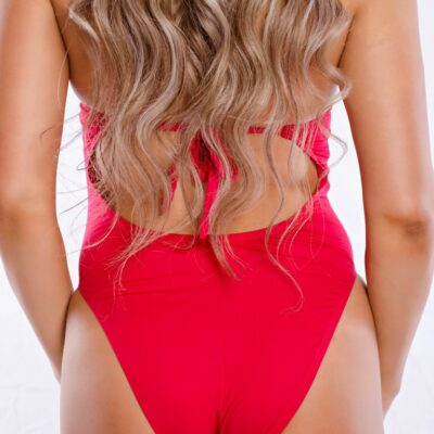 Pammy Brazilian Bum One Piece Bust Enhancer