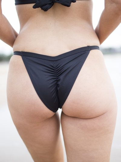Brazilian Scrunched Bum String Side Pant